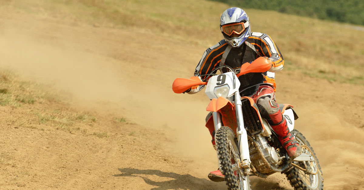 Buying KTM Used Dirt Bike Parts Online